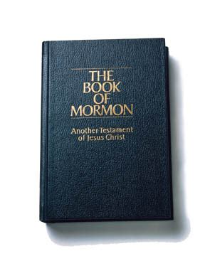 mormon books the book of mormon