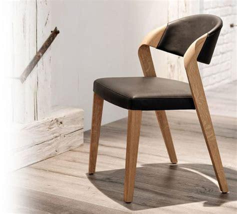 chaise en allemand chaise design spin de martin ballendat en noyer