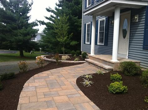 image small front porch landscaping ideas