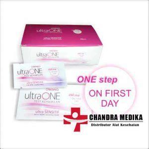 Alat Tes Kehamilan Paling Akurat jual testpack ultraone onemed tes kehamilan paling