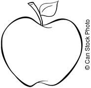 apple drawing clipart clipartxtras apple outline drawing clipart best