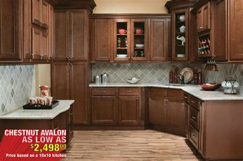 solid wood kitchen cabinets wholesale chestnut avalon kitchen cabinets kitchen cabinets