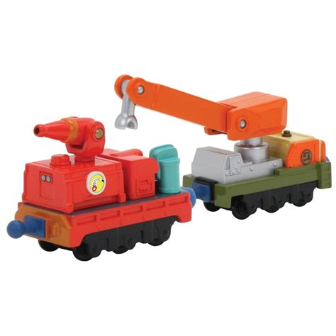 Die Cast Rescue lc54014 chuggington stacktrack die cast calley s