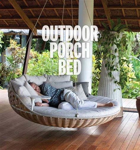 round porch swing bed let s have fun it s saturday