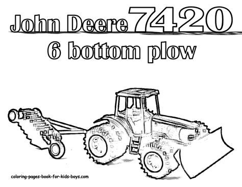 ford tractor coloring page free coloring pages of traktor ford