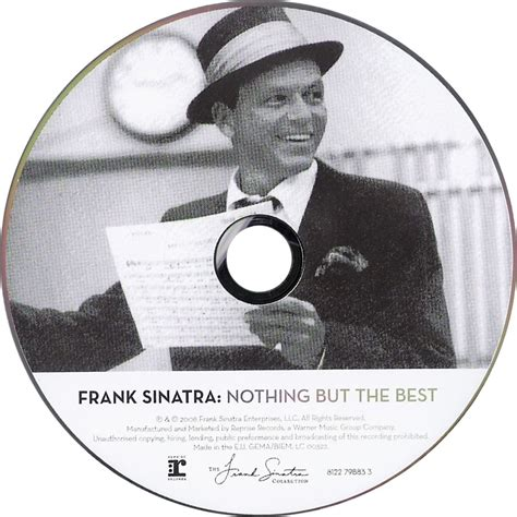 nothing but the best frank sinatra car 225 tula cd1 de frank sinatra nothing but the best