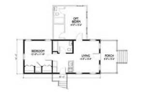 16 X 16 Cabin Floor Plans 16 X 24 Cabin With Loft Floor Plans Quotes