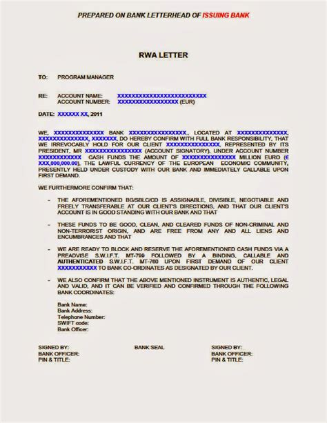 Bank Letter Bournemouth Request Letter For Bank Guarantee Format
