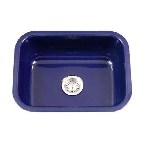 Blue Kitchen Sink Navy Blue Kitchen Sinks Kitchen The Home Depot
