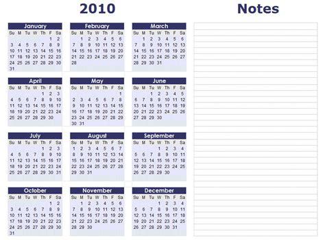 2010 calendar template 2010 blank calendars to print calendar template 2016