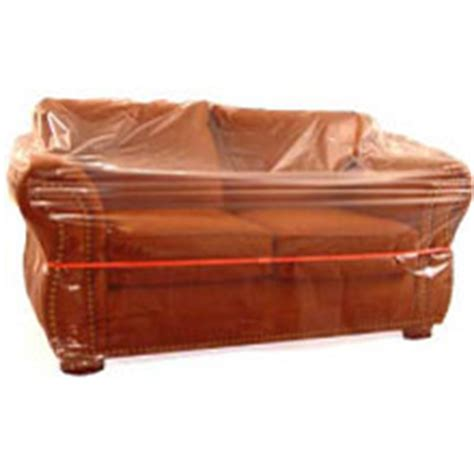 sofa bags for moving sofa cover 2 mil 45 x 152 inches ecobox