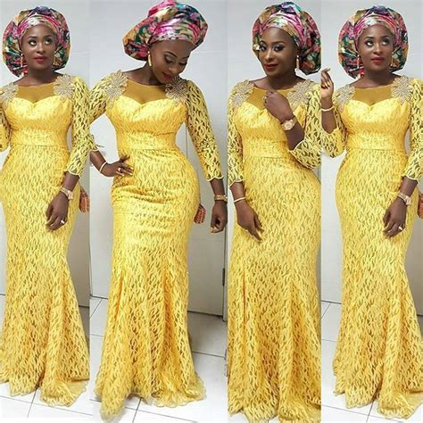 aso ebi styles african styles pinterest aso ebi aso top 10 latest aso ebi styles you can never resist dabonke