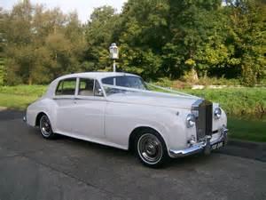 Rolls Royce Silver Cloud White 1956 Rolls Royce Silver Cloud White Classic Wedding Cars