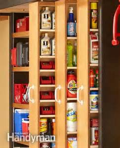how to make sliding shelves 20 clever basement storage ideas hative
