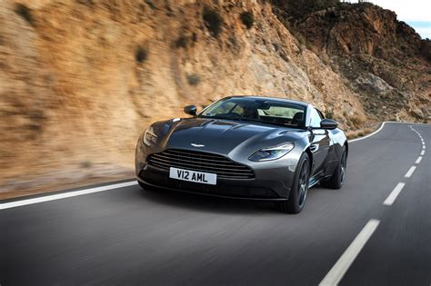 aston martin db11 aston martin db11 makes geneva debut