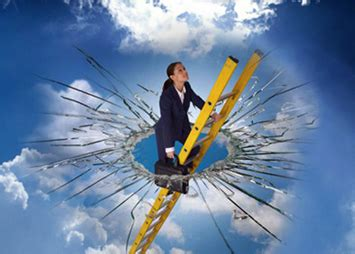 Glass Ceiling Psychology by Arcompany Employment