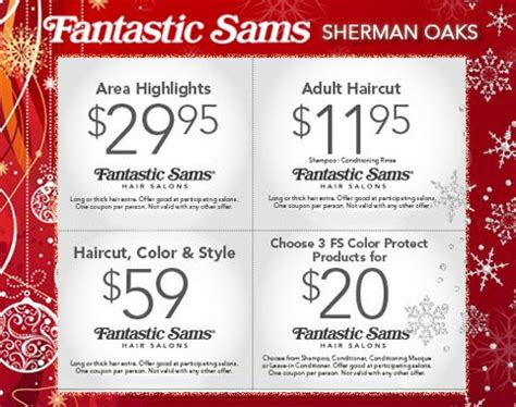 haircut coupons london ontario 12 best images about fantastic sams coupons on pinterest