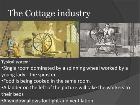 cottage industry cottage industry in pre industrial britain
