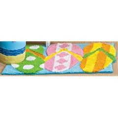 Flip Flop Bath Rug Flip Flop Bathroom Accessories Ideas Essential Homes For You