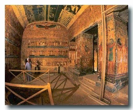 imagenes tumbas egipcias saqueadores de tumbas y maldiciones en egipto