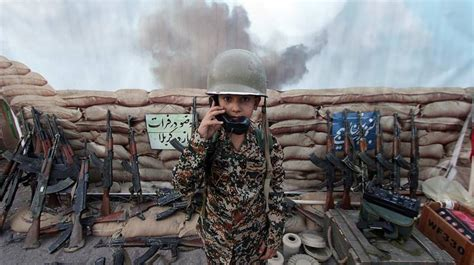 theme park questions military theme park in iran raises questions on