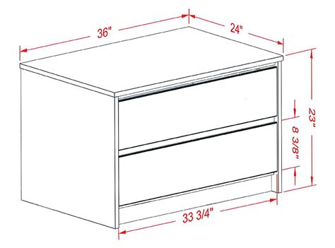 Dresser Measurement by Room Layout Housing At Purdue