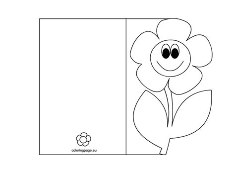 Coloring Page Cards by Postcard Coloring Page Robot Grig3 Org