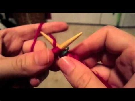 how do circular knitting needles work how to knit with circular needles awesome