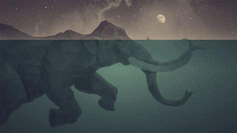 abstract elephant wallpaper hd elephant fantasy art hd wallpaper 187 fullhdwpp full hd