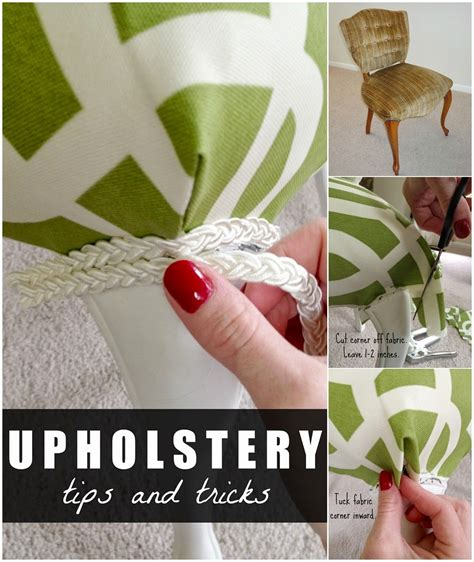 upholstery techniques upholstery tips and tricks diy craft projects