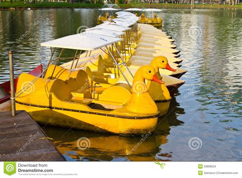yellow boat seats for sale yellow boats floating in the lake stock photo image