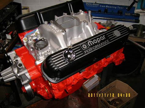 Chrysler 360 Engine by Chrysler Engines Sircar Engine Reconditioners