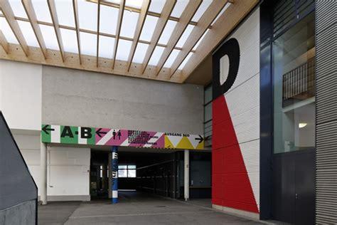 buero uebele signage wayfinding innsbruck exhibition centre signage