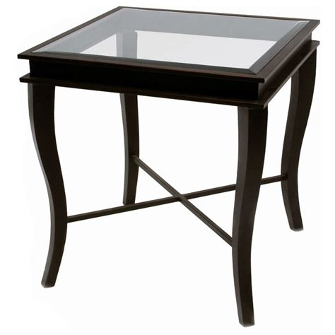 gold metal end table dania metal end table yard gold finish square glass top
