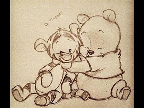 resultado de imagen para imagenes de winnie pooh y sus resultado de imagen para dibujos a lapiz de winnie pooh