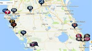 mlb map florida the day space coast baseball fans dreaded has arrived