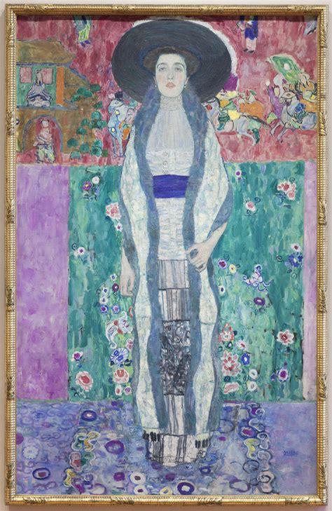 What Is A Floor Plan Loan by Gustav Klimt S Adele Bloch Bauer Ii Moma