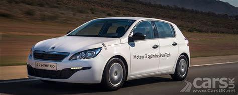 Peugeot 207 Fuel Economy Peugeot 308 With 3 Cylinder Engine Sets New Fuel Economy