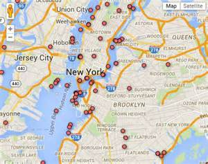 New York New Jersey Map by Jersey And Ny Map Related Keywords Amp Suggestions Jersey