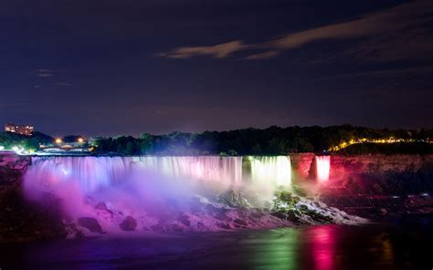 niagara falls night niagara falls canada world s most beautiful waterfall
