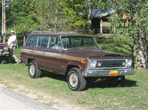 Jeep Wagoneers For Sale 77 Jeep Wagoneer For Sale