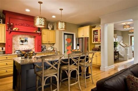 yellow kitchen colors 22 bright modern kitchen design and