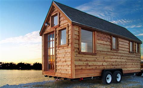 Shed On Wheels by Lodge On Wheels Shed Heaven