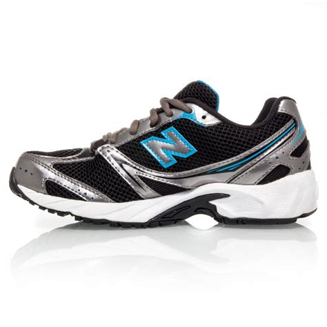 boys new balance running shoes new balance 328 junior boys running shoes black blue