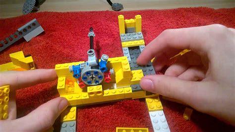 lego motor tutorial lego water pump tutorial youtube