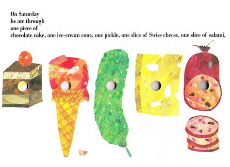 testo hungry the hungry caterpillar the new age