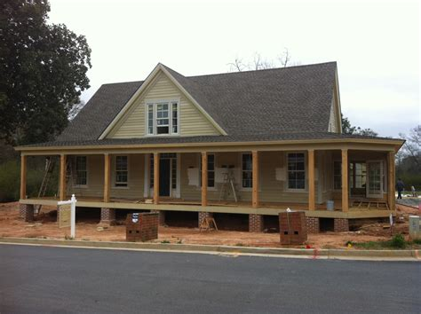 southern living idea house shaping up our