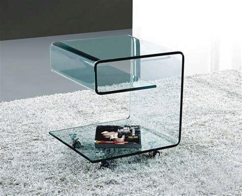 kleine beistelltische aus glas beistelltisch aus glas attraktive modelle archzine net