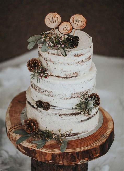 Hochzeitstorte Holz by Die Besten 25 Baumstamm Kuchen Ideen Auf