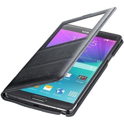 Flipcase Samsung Galaxy Note 4 samsung galaxy note 4 s view flip black